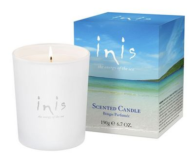 INIS THE ENERGY OF THE SEA - Bougie parfum�e-INIS THE ENERGY OF THE SEA