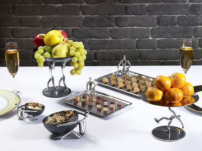 PULSAÏ MUKUL GOYAL - Coupelle à fruits-PULSAÏ MUKUL GOYAL