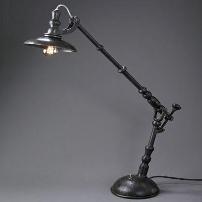 OLIVIER LE CLERC - Lampe de bureau-OLIVIER LE CLERC-Delta