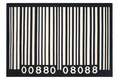 KOKOON DESIGN - Tapis contemporain-KOKOON DESIGN-Tapis d'intérieur design Barcod