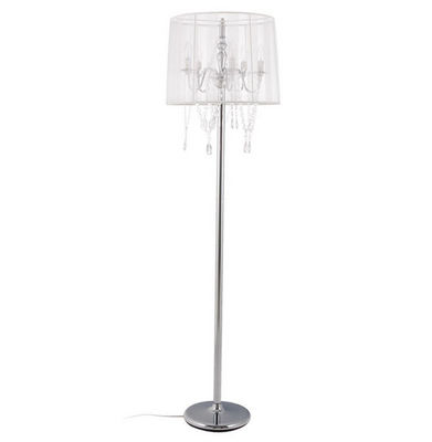 KOKOON DESIGN - Lampadaire-KOKOON DESIGN-Lampadaire design Lounge Blanc