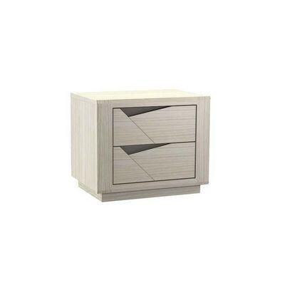 Girardeau - Table de chevet-Girardeau-Chevet 2 tiroirs SYMPHONIE