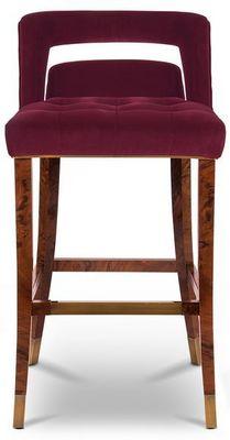 BRABBU - Chaise haute de bar-BRABBU-NAJ