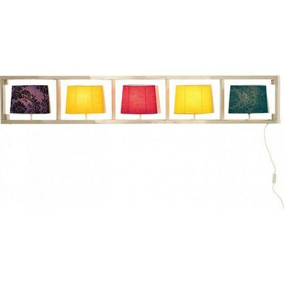 Kare Design - Applique-Kare Design-Applique parecchi horizontal chrome