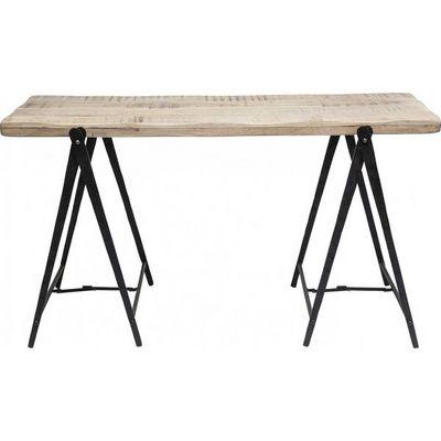 Kare Design - Bureau-Kare Design-Bureau en bois Scissors 145x65 cm