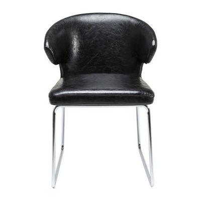 Kare Design - Chaise-Kare Design-Chaise Atomic noire