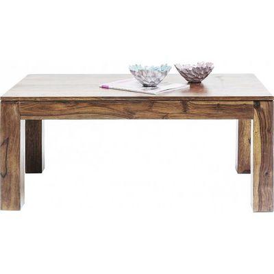 Kare Design - Table basse rectangulaire-Kare Design-Table basse en bois Authentico 100x55 cm