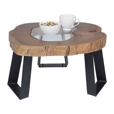 Kare Design - Table basse forme originale-Kare Design-Table basse Fundy 60x65 cm