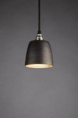 JO DAVIES - Suspension-JO DAVIES-Simple Pendant Light in Black