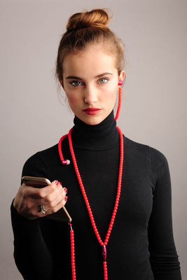 one Products - Ecouteurs intra-auriculaires-one Products-the pink one