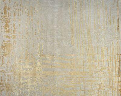 EDITION BOUGAINVILLE - Tapis contemporain-EDITION BOUGAINVILLE-Inca ambre