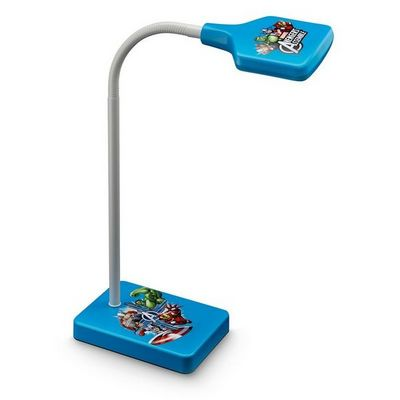 Philips - Lampe à poser enfant-Philips-Lampe de bureau Avengers LED H35 cm