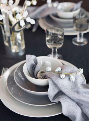 HIMLA - Serviette de table-HIMLA