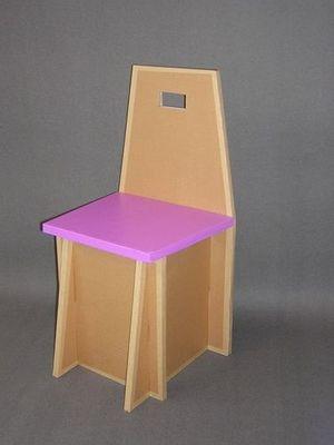 CARTON DESIGN - Chaise enfant-CARTON DESIGN