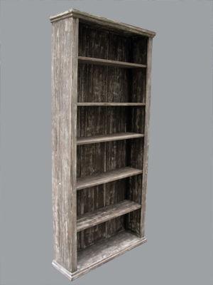 Lawrens - Bibliothèque sur mesure-Lawrens-Bibliothèque sur mesure parquet Chuan