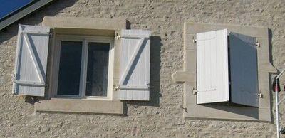 Sotuma - Encadrement de fenêtre-Sotuma-Pierre de Chanceaux