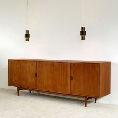FURNITURE-LOVE.COM - Crédence-FURNITURE-LOVE.COM-Arne Vodder teak Sideboard Sibast Denmark