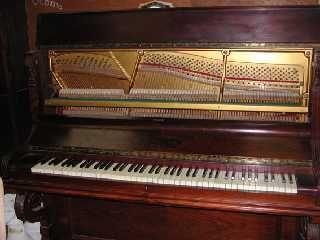 ANTIQUITÉS 95 - Piano droit-ANTIQUITÉS 95