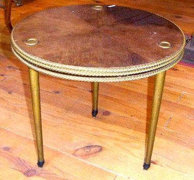 ACI Antiquités - Tables gigognes-ACI Antiquités