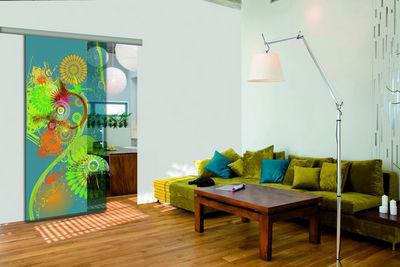 Mantion - Porte de communication vitrée-Mantion-Urban : différents coloris