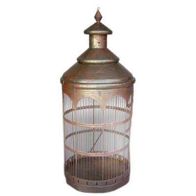 Dos Gallos - Cage à oiseaux-Dos Gallos-Antique Bird Cage