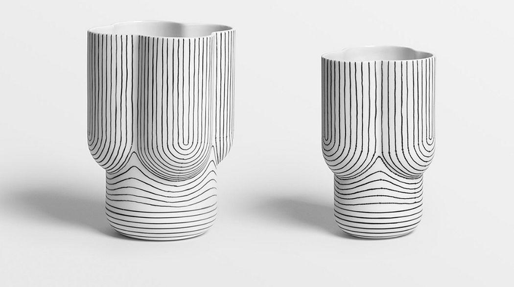 YIANNIS GHIKAS Decorative vase Decorative vase Decorative Items  |