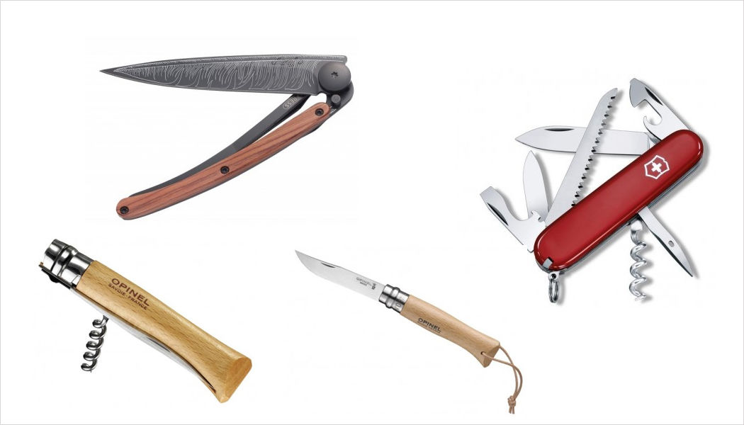 PROCOUTEAUX Pocket knife Cutting and Peeling Kitchen Accessories  |