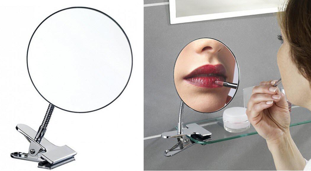 BRICOZOR Shaving mirror Mirrors Bathroom Bathroom Accessories and Fixtures  |