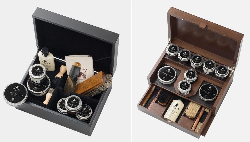 FAMACO PARIS Shoe polishing kit Maintenance products DIY   