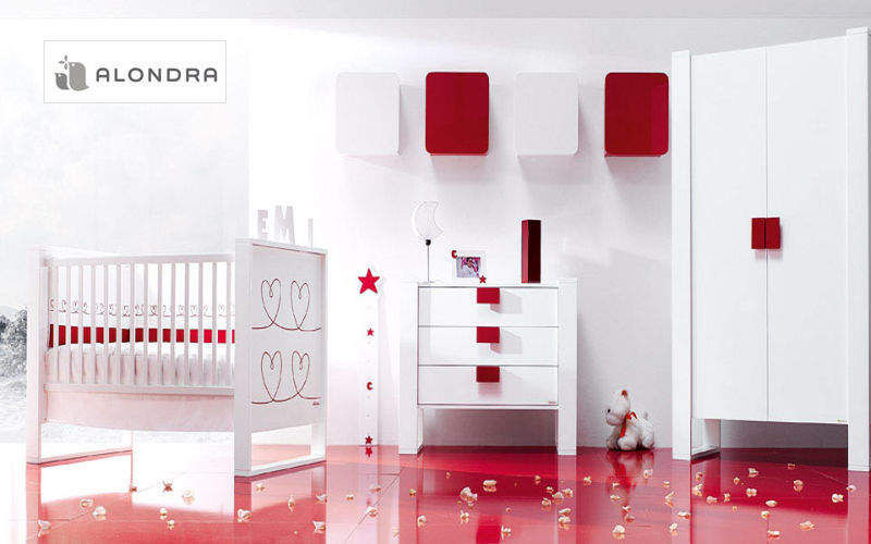 ALONDRA Children's bedroom 4-10 years Children's beddrooms Children's corner Kid's room |