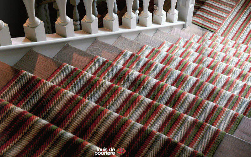 Louis De Poortere Stairwell carpeting Fitted carpets Flooring Entrance | Cottage