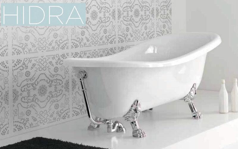 HIDRA Freestanding bathtub with feet Bathtubs Bathroom Accessories and Fixtures  |