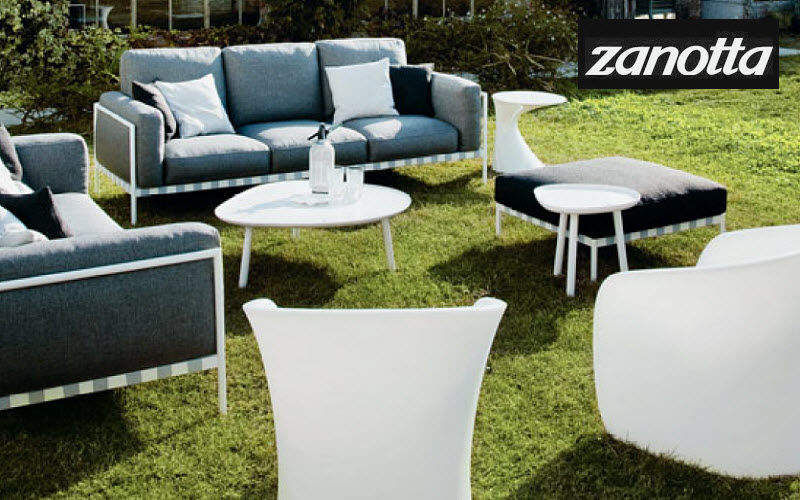 Zanotta Garden furniture set Complet garden furniture sets Garden Furniture  |