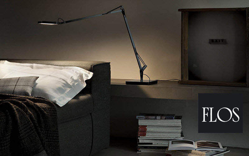FLOS Desk lamp Lamps Lighting : Indoor Bedroom | Design Contemporary