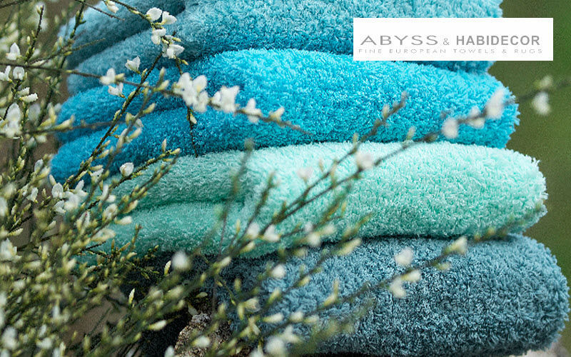 Abyss & Habidecor Bath towel Bathroom linen Household Linen  |