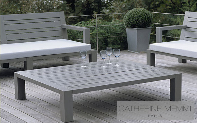 Catherine Memmi Garden furniture set Complet garden furniture sets Garden Furniture Balcony-Terrace | Design Contemporary