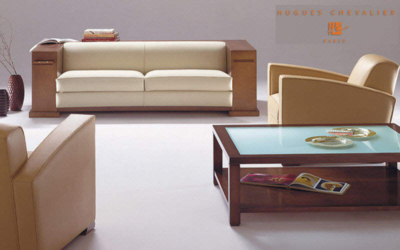 Hugues Chevalier Lounge suite Drawing rooms Seats & Sofas Living room-Bar | Design Contemporary