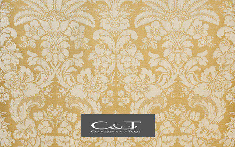 Cowtan & Tout Silk Furnishing fabrics Curtains Fabrics Trimmings  |