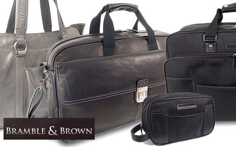 BRAMBLE & BROWN Travel bag Luggage Beyond decoration  |