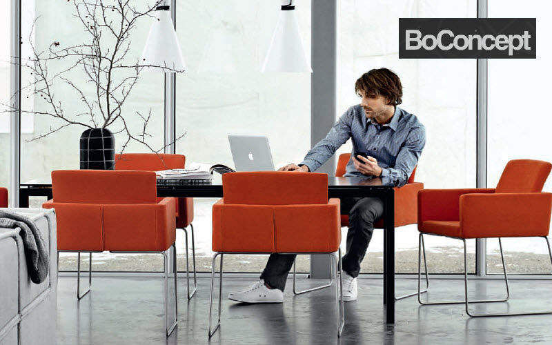BoConcept France Meeting table Desks & Tables Office Workplace | Design Contemporary