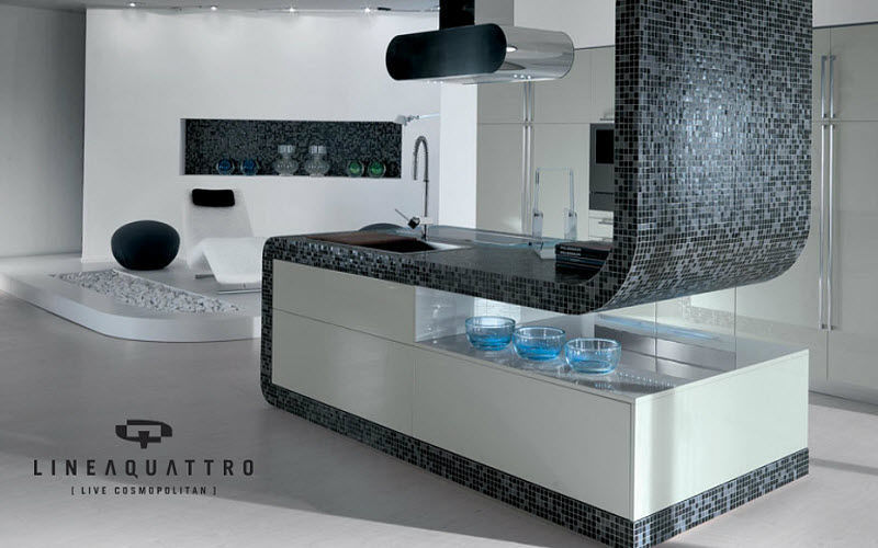 LINEA QUATTRO Built in kitchen Fitted kitchens Kitchen Equipment Kitchen | Eclectic