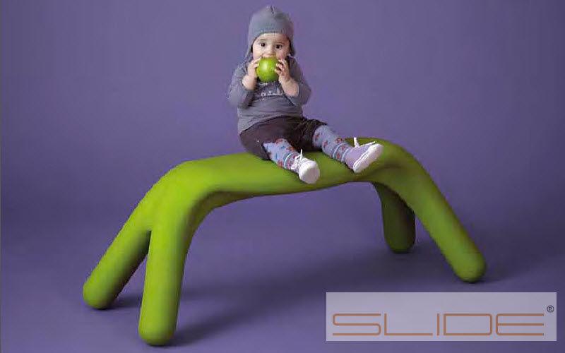 SLIDE Stool Footstools and poufs Seats & Sofas Living room-Bar |
