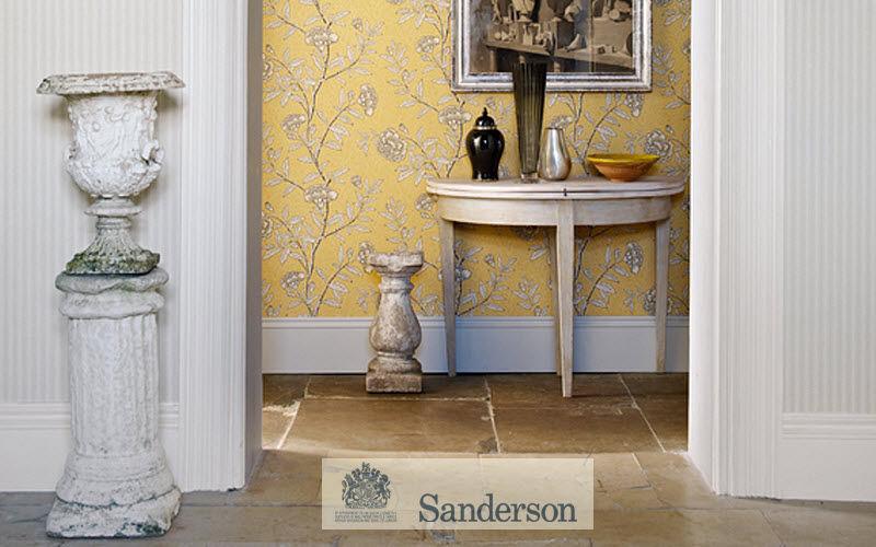 Sanderson Wallpaper Wallpaper Walls & Ceilings Entrance | Classic