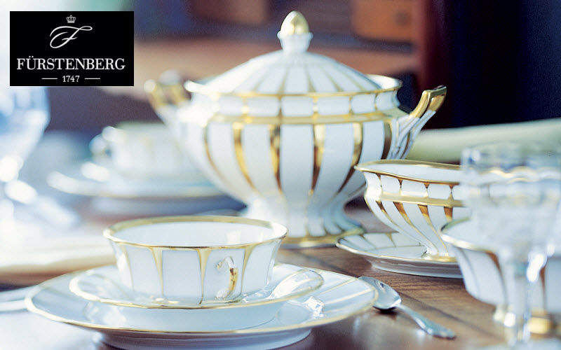 Porzellanmanufaktur F�RSTENBERG Soup tureen Various Containers Crockery  |