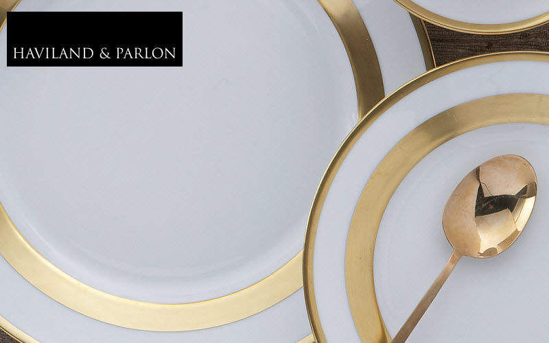 ROBERT HAVILAND PARLON Table service Table sets Crockery   