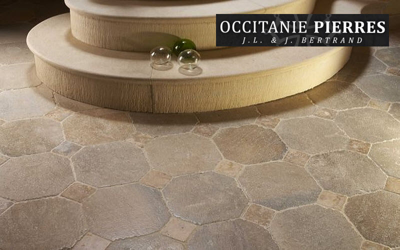 Occitanie Pierres Floor tile Floor tiles Flooring  |