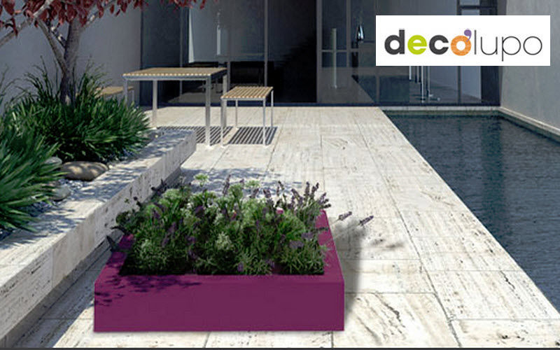 DECOLUPO Flower container Containers Garden Pots   