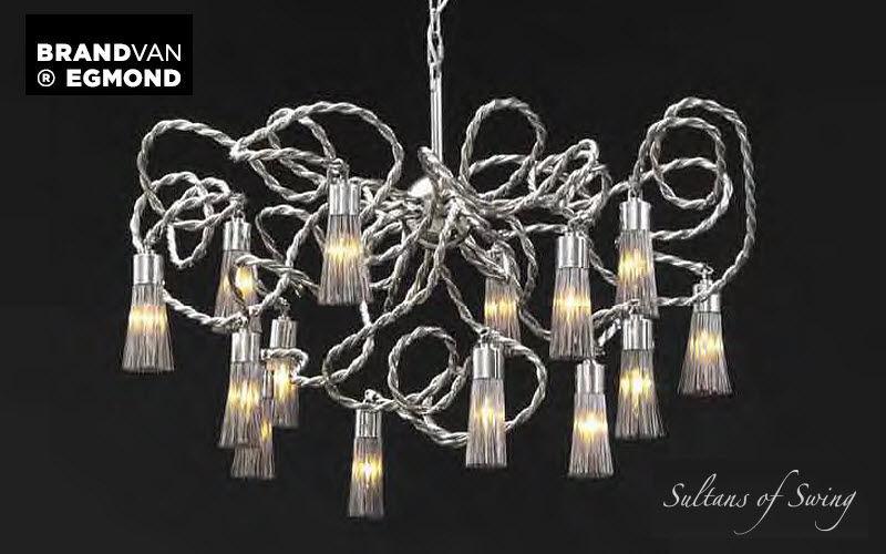 Brand Van Egmond Chandelier Chandeliers & Hanging lamps Lighting : Indoor Dining room | Design Contemporary