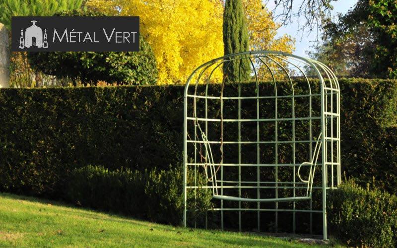 METAL VERT Swinging chair Various garden furniture Garden Furniture  |