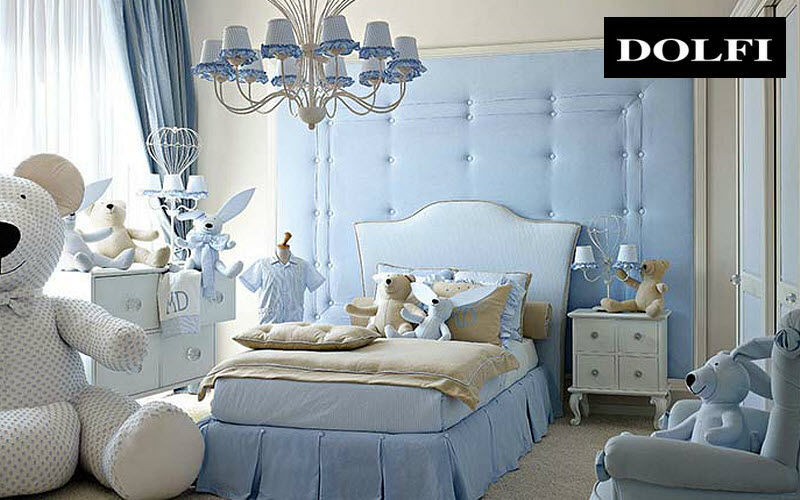 DOLFI Children's bedroom 4-10 years Children's beddrooms Children's corner Kid's room | Classic